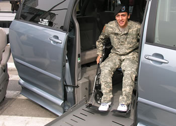 San Diego car donation | Cars For Disabled Veterans
